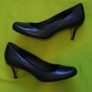 Cole Haan Black Heels Size 6.5a